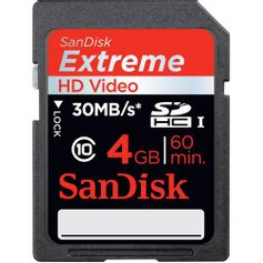 Cartao-SD-Sandisk-Extreme-4Gb-Classe-10-30Mb-s