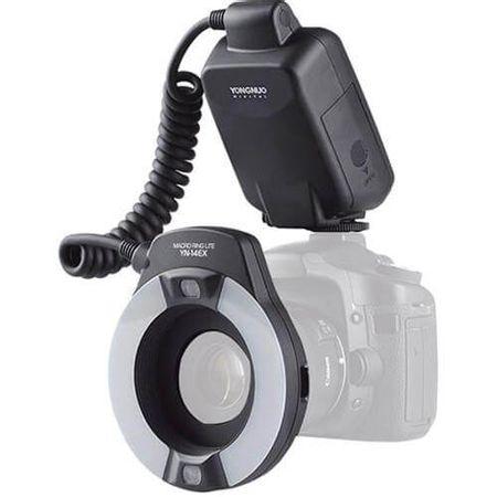 Flash-Circular-Yongnuo-YN-14EX-C-Macro-Ring-para-Camera-Canon