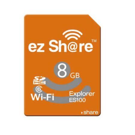 Cartao-SD-8Gb-Wi-Fi-Ezshare