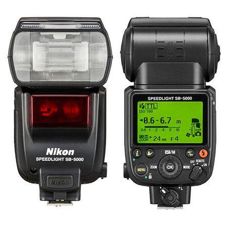 Flash-Nikon-SB-5000-Speedlite-AF-i-TTL