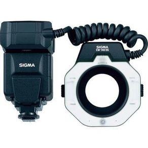 Flash-Circular-Sigma-EM-140-DG-para-Nikon-AF