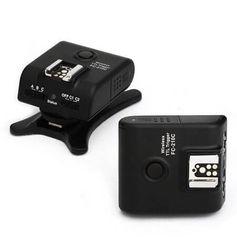 Rádio Flash Viltrox FC-210C para Canon com E-TTL