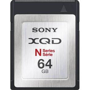 Cartao-Sony-XQD-de-64GB-Serie-N-de-125mb-s