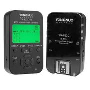 Radio-Flash-Yongnuo-YN-622c-Kit-TLL-para-Canon