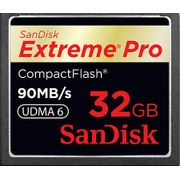Cartao-Compact-Flash-32Gb-SanDisk-Extreme-Pro-90MB-s--600X--UDMA6