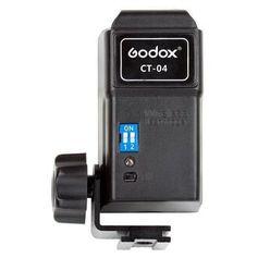 Receptor-de-Flash-Godox-CTR-04-de-4-Canais-para-Transmissor-Godox-CT-04