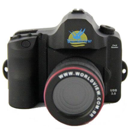 Leitor-de-Cartao-Memoria-USB-3.0-em-Formado-de-Camera-DSLR