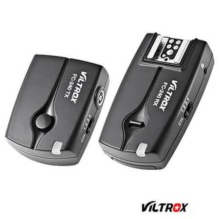 Radio-Flash-Wireless-Trigger-FC-240-para-Nikon