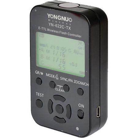 Controle-Sem-fio-para-Flash-Nikon-I-TTL-Youngnuo-YN-622N-TX