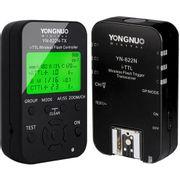 Radio-Flash-Yongnuo-YN-622n-Kit-TLL-para-Nikon