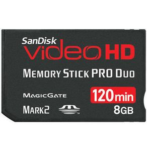 Cartao-Memory-Stick-Pro-Duo-8Gb-Sandisk