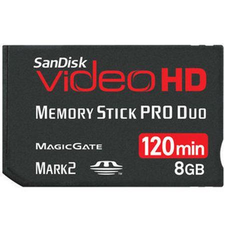Cartao-Memory-Stick-Pro-Duo-8Gb-Sandisk