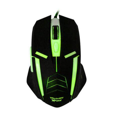 Mouse-Gamer-Shinigami-com-3200-DPI-com-7-Botoes--Verde-