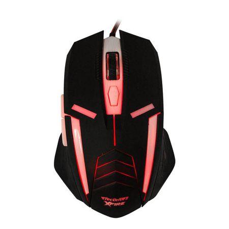 Mouse-Gamer-Shinigami-com-3200-DPI-com-7-Botoes--Vermelho-