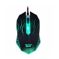 Mouse-Gamer-WuXi-com-3200-DPI-com-7-Botoes--Verde-