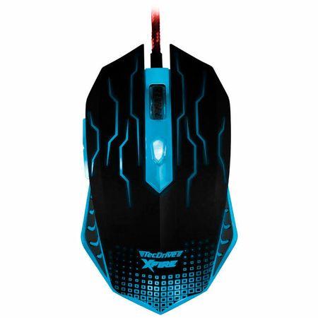Mouse-Gamer-WuXi-com-3200-DPI-com-7-Botoes--Azul-