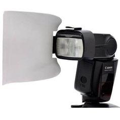 Rebatedor-para-Flash-Speedlite-Nikon-SB-600-e-SB-800
