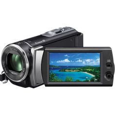 Filmadora Sony Handycam HDR-CX190, High Definition (Preta)