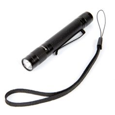 Lanterna-de-LED-Dot-com-com-Carregador-e-Bateria---Preta