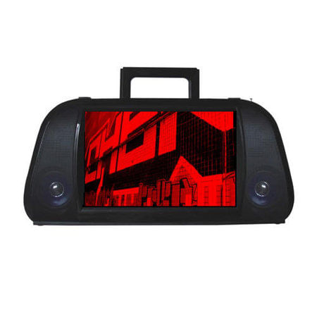 DVD-Portatil-Boombox-Tela-de-12.1--DVD-Player-TV-Digital