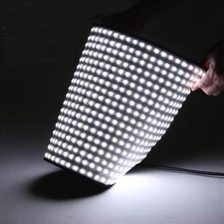 Iluminador-de-Led-Flexivel-de-280-LEDs