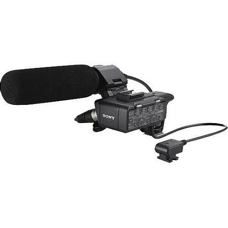 Kit-Microfone-Shotgun-Sony-XLR-K1M