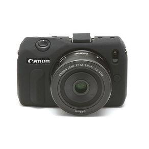 Capa-de-Silicone-para-Canon-EOS-M-Mirrorless
