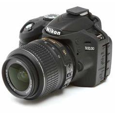 Capa-de-Silicone-para-Nikon-D3100