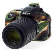 Capa-de-Silicone-para-Nikon-D5300---Camuflada