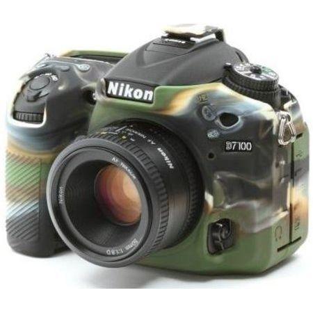 Capa-de-Silicone-para-Nikon-D7100-e-D7200---Camuflada