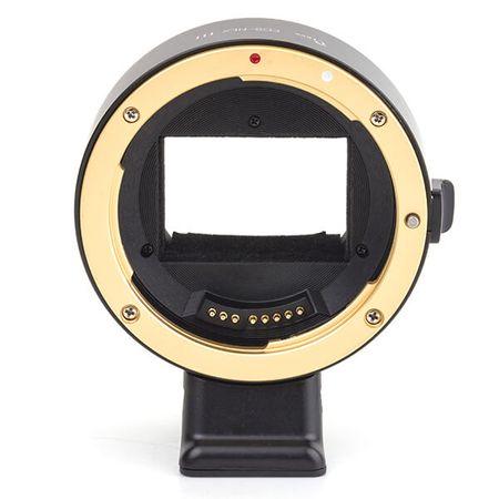 Adaptador-de-Lente-Canon-EF-para-Camera-Sony-E-mount-APS-C--EOS-NEX-III-