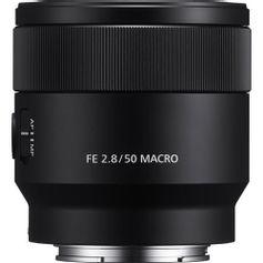 Lente-Sony-FE-50mm-f-2.8-Macro-E-Mount--SEL50M28-