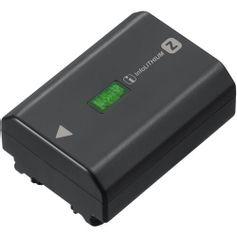 Bateria Sony NP-FZ100 para a9, a7RIII e a7III