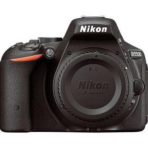 Camera-DSLR-Nikon-D5500--So-Corpo-