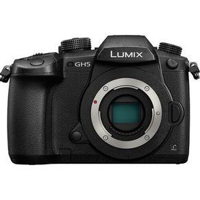 Camera-Panasonic-Lumix-DC-GH5-Mirrorless-Micro-Quatro-Tercos--So-o-Corpo-