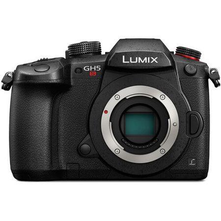 Camera-Panasonic-Lumix-DC-GH5s-Mirrorless-Micro-Quatro-Tercos--So-o-Corpo-