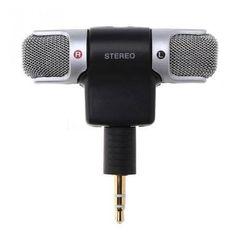 Microfone-Estereo-P2-para-Smartphone--ECM-DS70P-