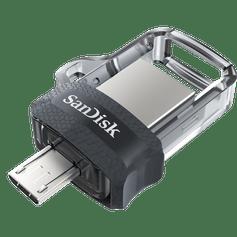 Pen-Drive-SanDisk-Ultra-Dual-Drive-64GB-MicroUSB---USB-3.0