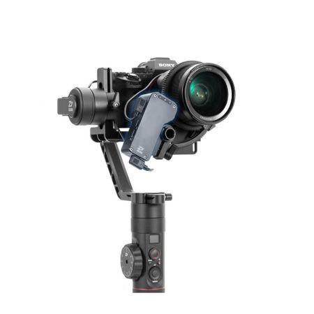 Estabilizador-Eletronico-Crane-2-de-3-eixos-com-Motor-Follow-Focus-para-Cameras-DSLRs-e-Mirrorless