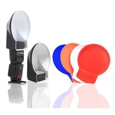 Rebatedor-Difusor-e-Softlight-ECF-02-para-Flash-Speedlite-580EX-EXII-600EX-600EXI-Yn565-e-Yn568
