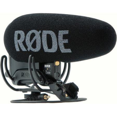Microfone-Shotgun-Rode-VideoMic-Pro--Plus
