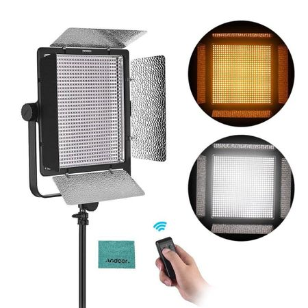 Iluminador-de-led-Yongnuo-YN900-II-Bi-Color