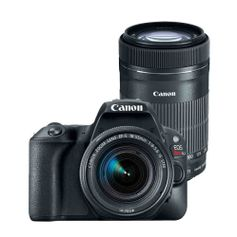 Kit-Camera-Canon-EOS-SL2-com-Lentes-18-55mm---55-250mm-IS-STM