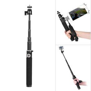 Bastao-de-Selfie-Retratil-com-Holder-Lateral-para-Smartphone-e-Cameras-de-Acao