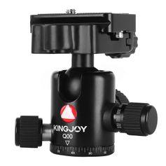 Cabeca-Ball-Head-Kingjoy-Q00-Profissional-Damping-para-ate-4kg-