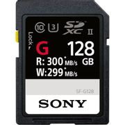Cartao-SDXC-128GB-Sony-UHS-II-U3-Serie-G-de-300Mb-s--Classe10-