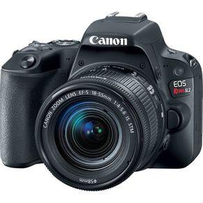 Camera-Canon-EOS-Rebel-SL2-com-Lente-18-55mm-IS-STM
