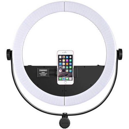 Iluminador-LED-Anel-Light-Yongnuo-YN508-Bi-Color-e-Bi-partido