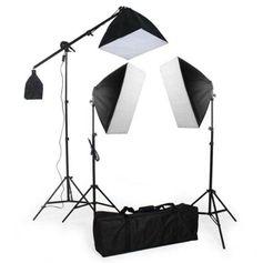 Kit-de-Iluminacao-Greika-PK-SB03-com-3-pontos-para-Estudio-Fotografico--110V-