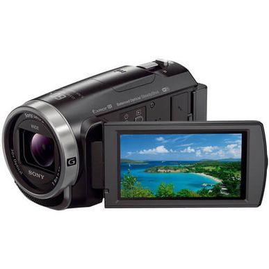Besondere Eigenschaften der Sony HDR-CX405 Handycam